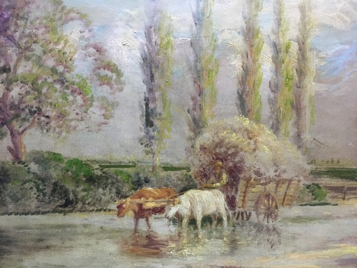 Alberto LOBOS - Painting
