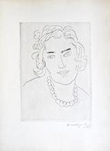 Henri MATISSE (1869-1954) - Le Grand Collier