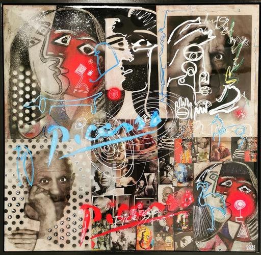 Dominique DOERR - Gemälde - Picasso