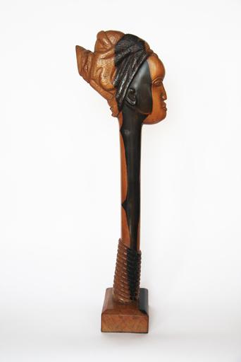 Joe Jim BOMA - Escultura - Queen