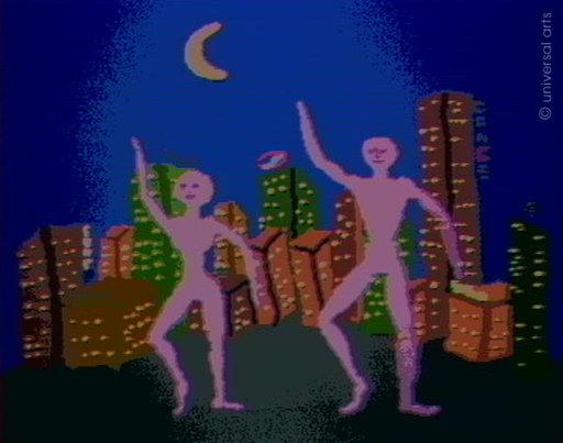 Mario STRACK - Print-Multiple - The Dance 2 - Grafik / graphic ltd. Edition