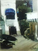 Rafael UBEDA PIÑEIRO - Painting - ria de marin