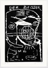 Jonathan MEESE - Print-Multiple - Mr. Scheissbeiss  (NO DEPUTY, PLEASE)