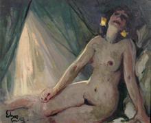 Louis FORTUNEY - Gemälde - nu