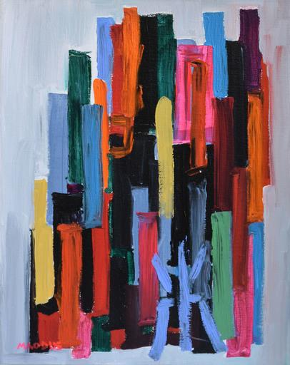 Mira MAODUS - Peinture - Composition
