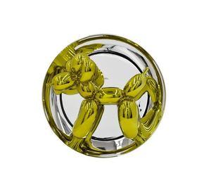 Jeff KOONS - Scultura Volume - Balloon Dog (Yellow)