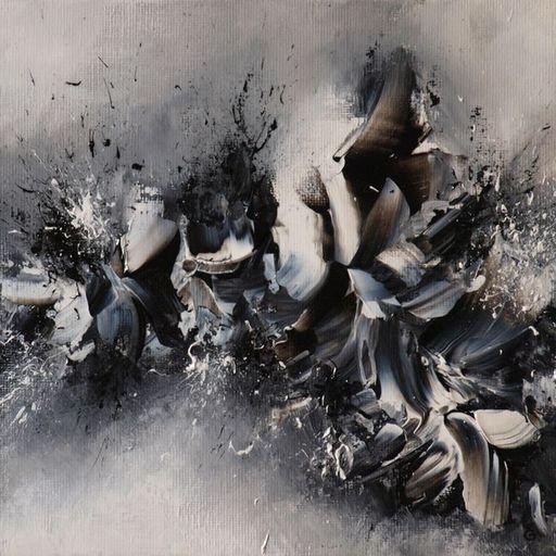 Estelle BARBET - Painting - N4