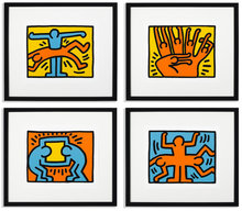 Keith HARING (1958-1990) - Pop Shop VI, Portfolio
