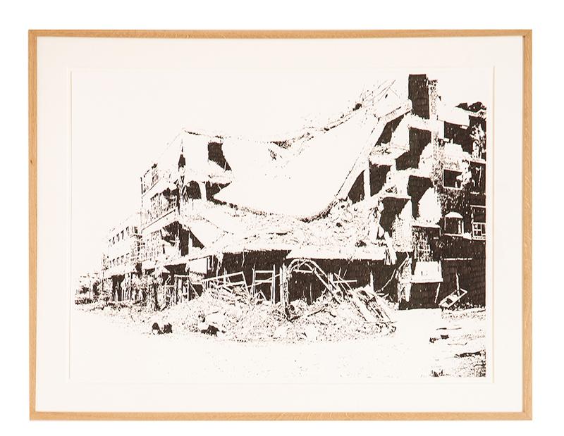 Emmanuel RÉGENT - Drawing-Watercolor - Pendant qu'il fait encore jour