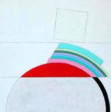 Eugenio CARMI - Painting - Ossimoro
