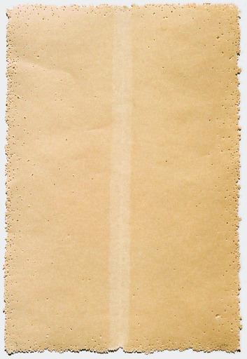 Frank MAIBIER - Print-Multiple - Gestochene Faltung (beige)