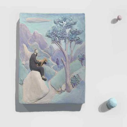 Pino DEODATO - Ceramic - Visionario