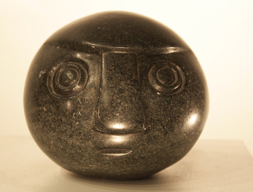 Edward CHIWAWA - Escultura - Ball Head