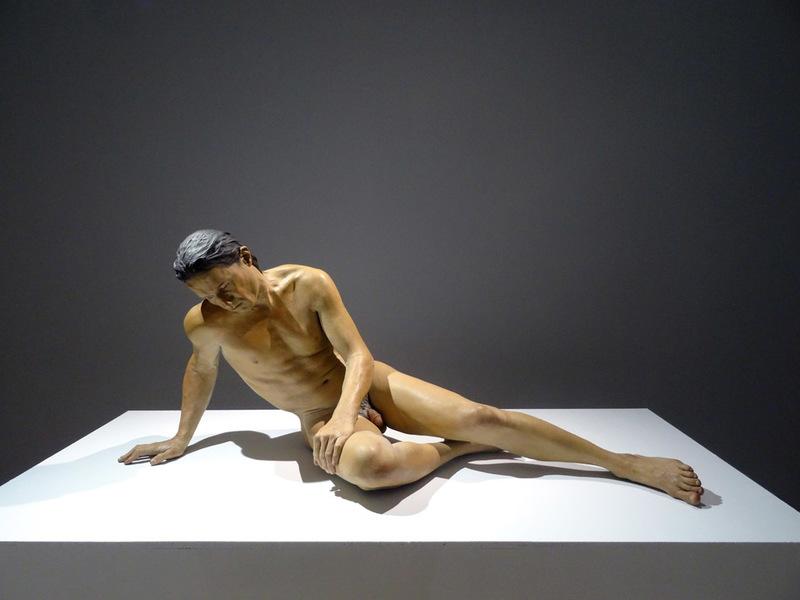 John DE ANDREA - Skulptur Volumen - Dying Gaul II