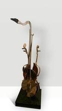 Fernandez ARMAN - Sculpture-Volume - VIOLIN ET SAXOPHONE