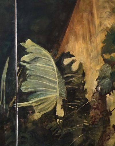 Clémence ARNOLD - Painting - « Ruine du souvenir »