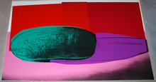 Andy WARHOL - Stampa Multiplo - Watermelon