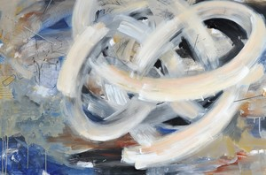 Robert KABAS - Painting - Alles klar