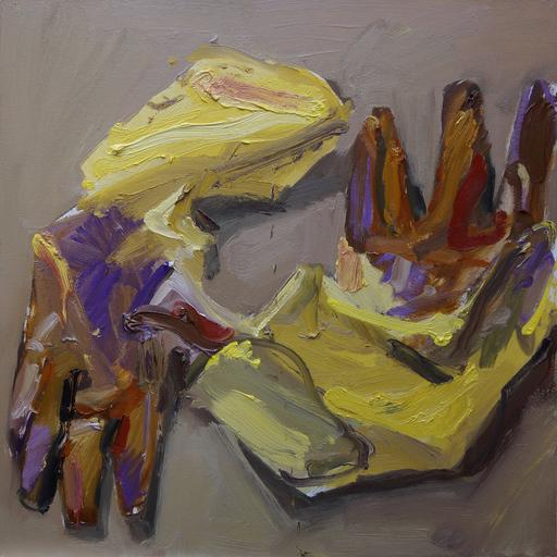 Vladimir SEMENSKIY - Pintura - Gloves