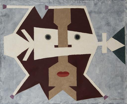 Victor BRAUNER - Pintura - Prévolonté, hésitation