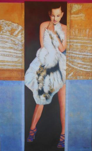 Christian SATIN - Pittura - No Title    (Cat N° 6576)