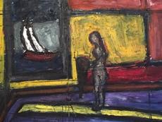 Christian DURIAUD - Peinture - Boats
