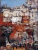 Levan URUSHADZE - Painting - Alfama. Lisbon