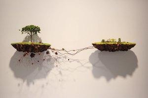 Jorge MAYET - Escultura - Cuando Llegué ya no estabas,