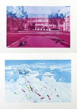 Jacques MONORY - Print-Multiple - fuite