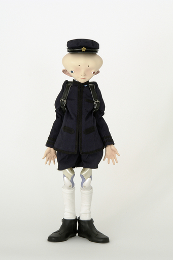 Takashi MURAKAMI - Escultura - Inochi: Figure Yamamoto