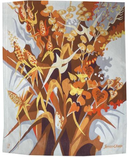 Simon CHAYE - Tapestry - Bouquet d'octobre