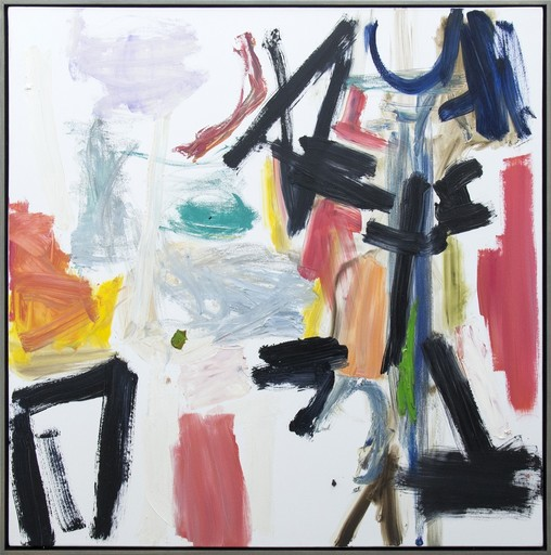 Scott PATTINSON - Painting - Denouement No 04