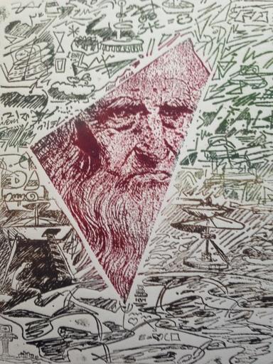 Massimo PETRUCCI - Print-Multiple - I giochi di Leonardo