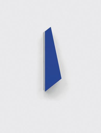 Wolfram ULLRICH - Sculpture-Volume - O.T. (ultramarin)