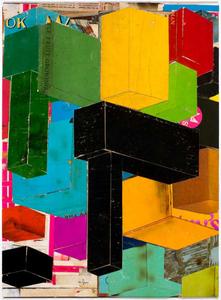 Lance LETSCHER - Drawing-Watercolor - Combine