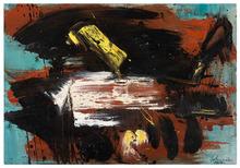 Gérard SCHNEIDER - Pintura - Opus 106 C