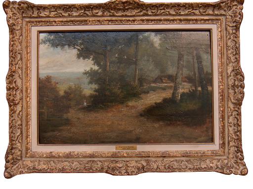 Nicolas Jon GRIGORESCU - Gemälde - Barbizon
