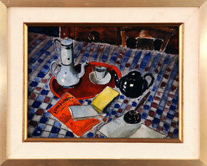Auguste chabaud nature morte cafeti re 1343670 for Auguste chabaud cote