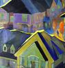 ZHENG Judy C. - Gemälde - The Autumn To Winter