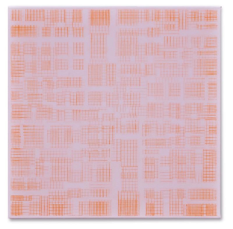 Serena AMREIN - Painting - Between 2