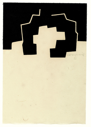 Eduardo CHILLIDA - Print-Multiple - Abigune II