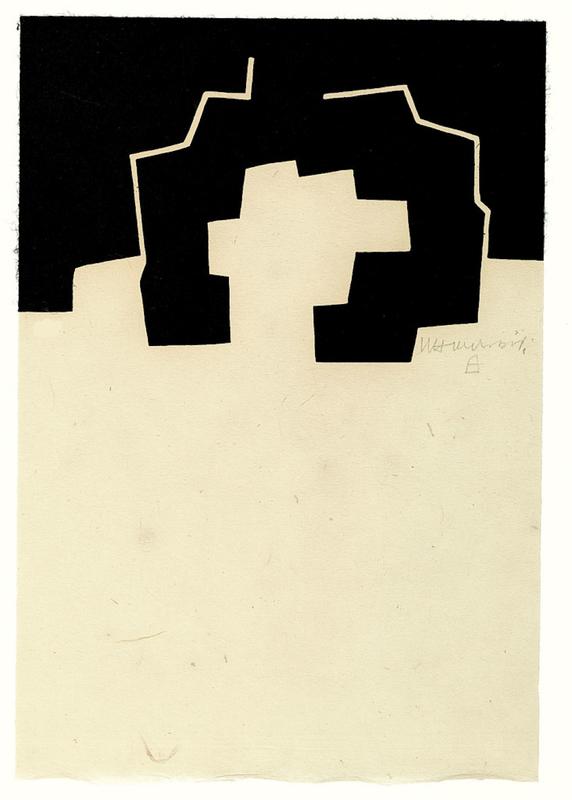Eduardo CHILLIDA - Druckgrafik-Multiple - Abigune II