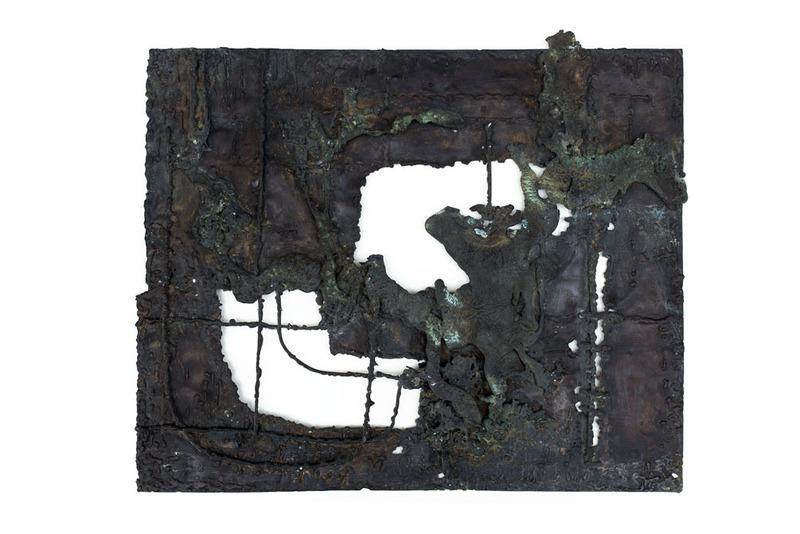 Edgardo MANNUCCI - Escultura - Idea n. 13