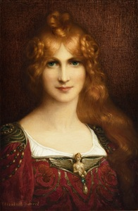 Élisabeth SONREL - Pintura - Ligéia