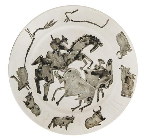巴勃罗•毕加索 - 陶瓷  - Corrida