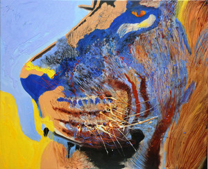 Peny MANAVI - Gemälde - King