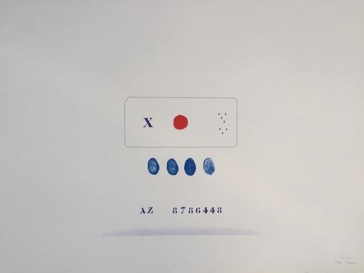 Jean VERAME - Druckgrafik-Multiple
