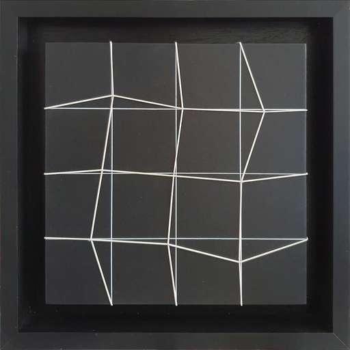 Gianni COLOMBO - Painting - Spazio elastico