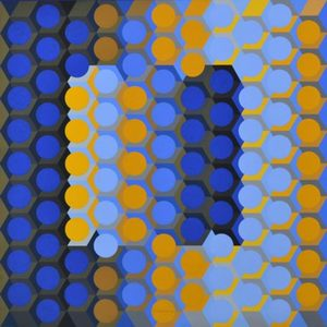 Victor VASARELY, ION-J