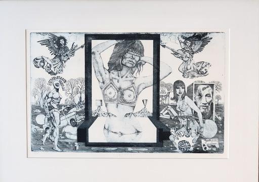 Jan KREJCI - Print-Multiple - Seszrieka